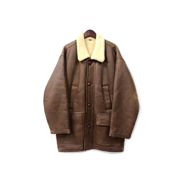 USED - Mouton Boa Jacket ¥22000+tax