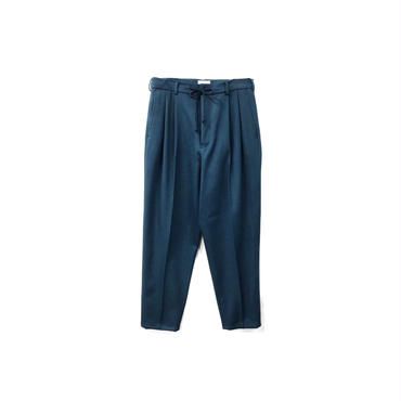 yotsuba - Wide Slacks / Dark Blue ¥21000+tax