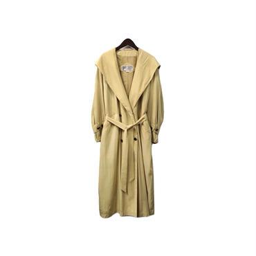 USED - Long Hooded Coat ¥15500+tax