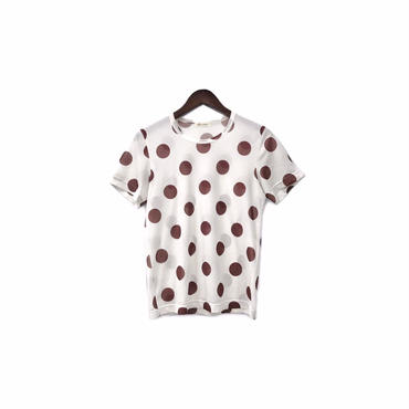 """"""" COMME des GARCONS """" Dot See-through Tee ¥8500+tax【着画あり】"""