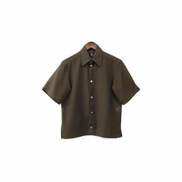 """ Y's "" See through Shirt ¥10500+tax【着画あり】"