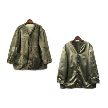 USED - Nocollar Reversible Jacket ¥15500+tax