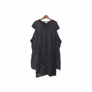 """ HELMUT LANG "" Design Knit One-piece (size - M) ¥18500+tax【着画あり】"