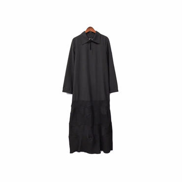 tricot COMME des GARCONS - Wool Switching Long One-piece (size - S) ¥20500+tax→¥16500+tax