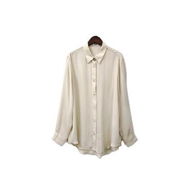 Acne - Silk Shirt (size - 36) ¥12000+tax