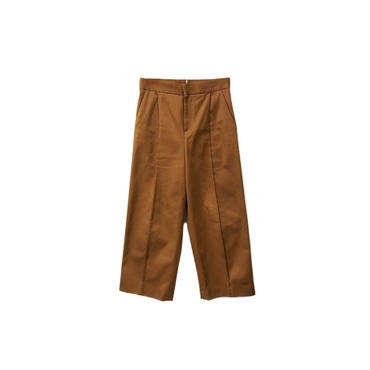 OKIRAKU - Cotton Pants (size - 0) ¥8500+tax