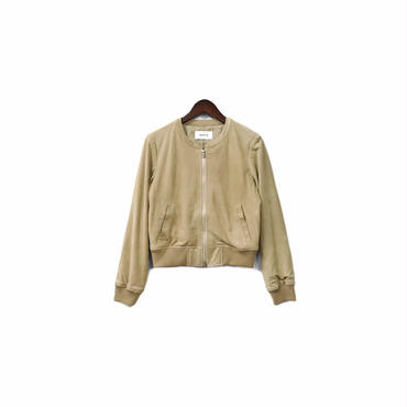 FRAY I.D - Suede Blouson (size - 1) ¥10500+tax