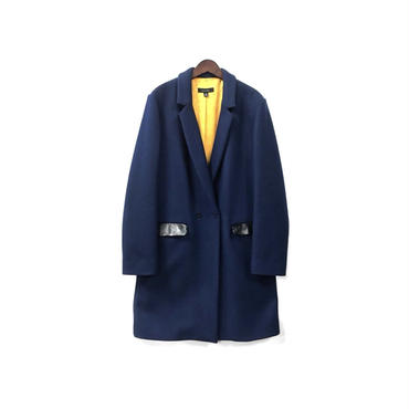 karen walker - Switching Design Chesterfield Coat ¥32000+tax
