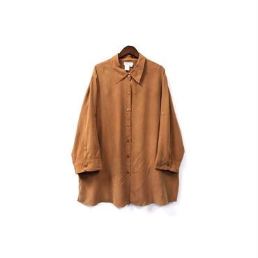 USED - Silk Shirt ¥7000+tax → ¥5600+tax