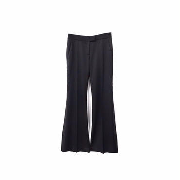 STELLA McCARTNEY - Line Flared Wide Pants (size - 36) ¥20500+tax