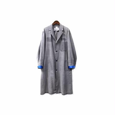 """"""" TOGA Odds&Ends """" Remake Shop Coat (size - 1) ¥14000+tax【着画あり】"""