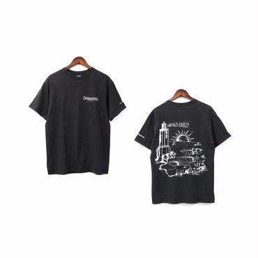 """ STUSSY×NEIGHBORHOOD "" Print Tee (size - M) ¥5000+tax【着画あり】"