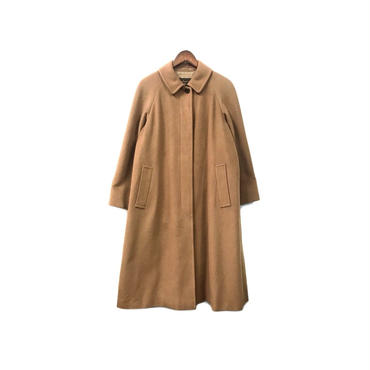 Burberrys - Cashmere & Wool Soutien Collar Coat ¥32000+tax