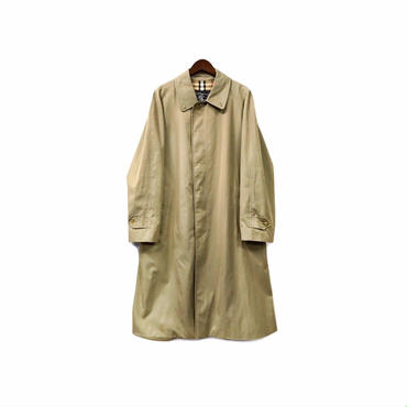 Burberrys - Soutien Collar Coat ¥16500+tax