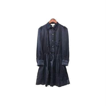 ISABEL MARANT - Silk & Cotton Shirt One-piece (size - 0) ¥9500+tax