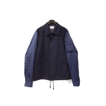 yotsuba - Switching Coach Jaket / Navy ¥28000+tax