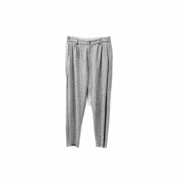""" bukht "" Tack Knit Pants(size - 1)¥13500+tax【着画あり】"