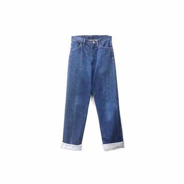 """"""" Wrangler """" Wide Tapered Denim Pants ¥8000+tax→¥5000+tax"""