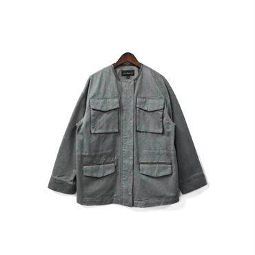 JILL STUART - No Collar Jacket (size - M) ¥11000+tax