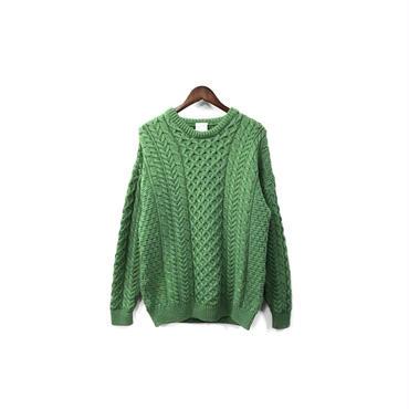 USED - Aran Knit ¥11000+tax