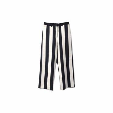""" Maison Martin Margiela "" Stripe Wide Pants (size - 40) ¥22000+tax【着画あり】"
