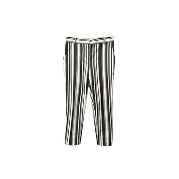 FAD THREE - Stripe Pants ¥12000+tax