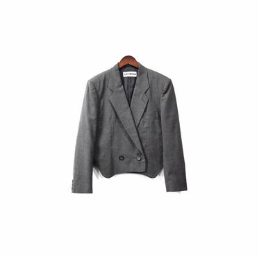 """ ISSEY MIYAKE "" Tailored Short Jacket (size - M) ¥10500+tax【着画あり】"