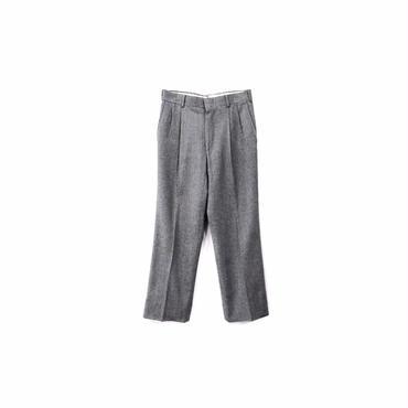 """"""" USED """" Tweed Wide Pants ¥9000+tax【着画あり】"""