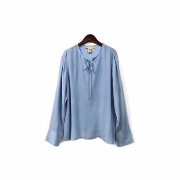 """ USED "" Silk Design Tops ¥9000+tax【着画あり】"