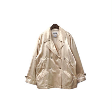 USED - Design W Jacket ¥13500+tax