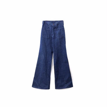 """ Wrangler "" Flared Denim Pants ¥10500+tax【着画あり】"