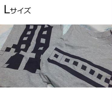 パチコイドットTシャツ Lサイズ(ユニセックス)