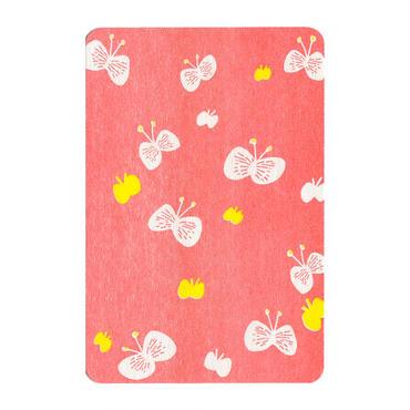 蝶:デザイナーズポストカード
