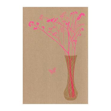 お花:デザイナーズポストカード