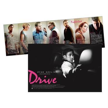 映画「ドライヴ」パンフレット