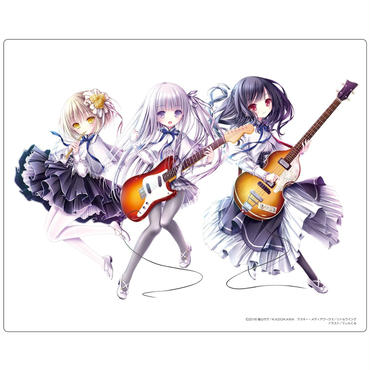 「天使の3P!」キャンバスアート
