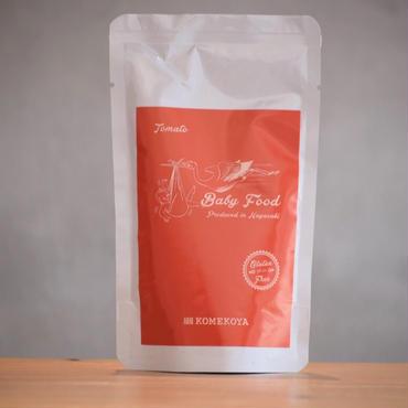 米粉の離乳食  トマト