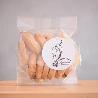 チョコココナッツクッキー