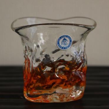 沖縄ガラス グラス三角