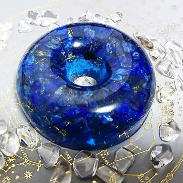 銀河の渦のエネルギ―☆コスモサークル・オルゴナイト