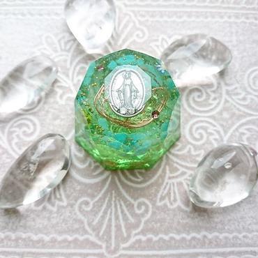 癒しと慈愛に溢れる☆新・聖母マリア ~フォレストグリーン