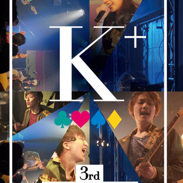 【予約】3rd ONE MAN SHOW!!!DVD