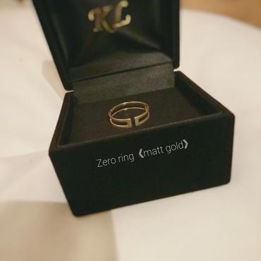 ZERO RING