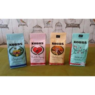 KOBBS(コブス)Tea  125g 4種