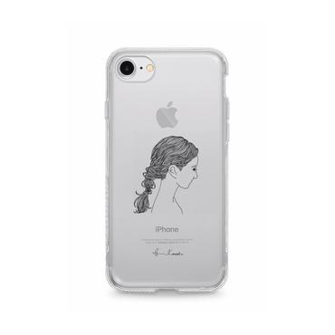 suzumi  iPhone case(black)