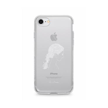 suzumi iPhone case(white)