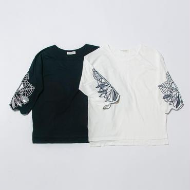 design刺繍トップス