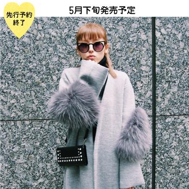 【5月下旬発売予定】ビジューポシェット【KMT-304BK】