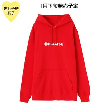 【1月下旬発売予定】©HINATSUパーカー【KMT-297RD】