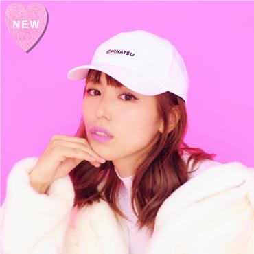 ©HINATSU  刺繍 CAP【KMT-378WH】